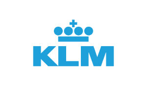 Gerard Maguire Voice Overs KLM Logo